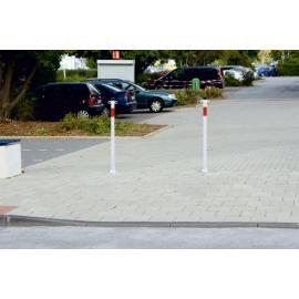 Kjedepullerter -Standard- for boltefeste (Ø42-76mm)