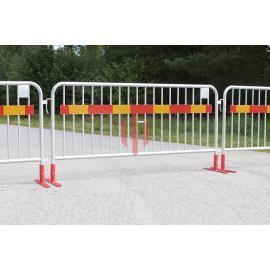 Barriærer á 2,3 m med refleks