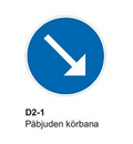 Pil Höger (D2-1)