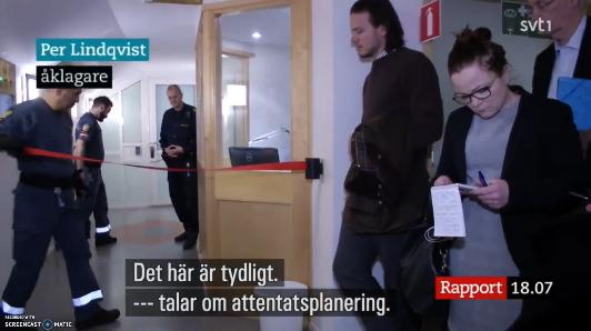 Sveriges Domstolar väljer vår väggkassett